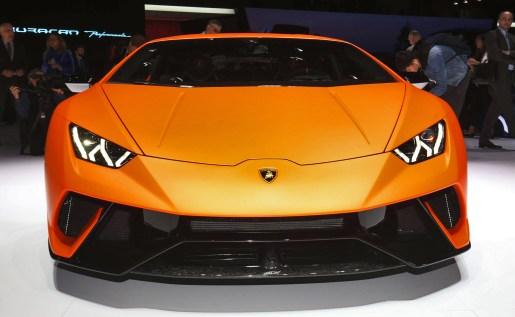 2017 Lamborghini Huracan PERFORMANTE 7