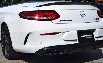 2017 Mercedes-AMG C63S Cabriolet 11