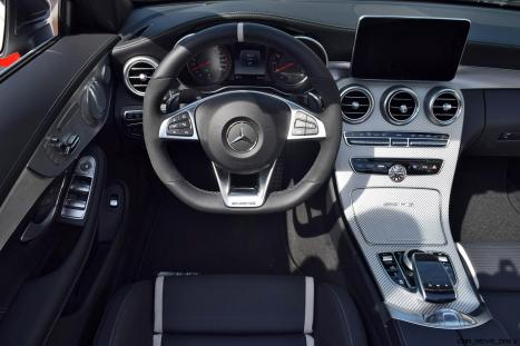 2017 Mercedes-AMG C63S Cabriolet 2
