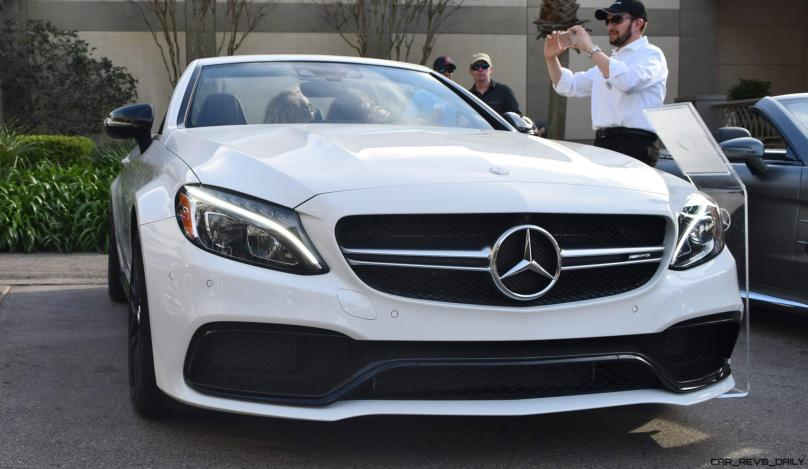 2017 Mercedes-AMG C63S Cabriolet 21