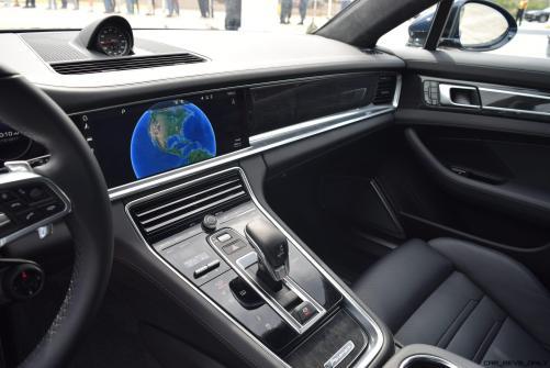 2017 Porsche Panamera TURBO Interior 7