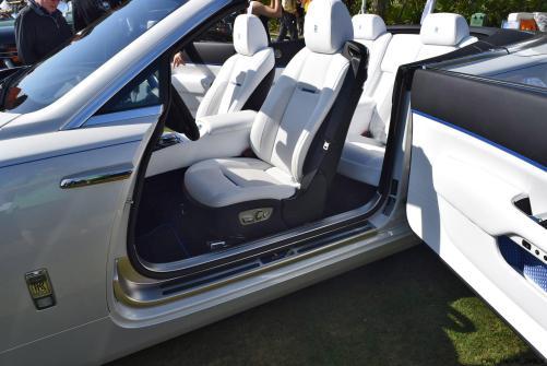 2017 Rolls-Royce DAWN - Inspired by Fashion 1