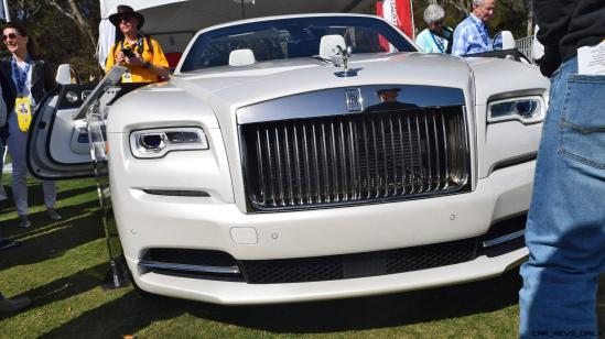2017 Rolls-Royce DAWN - Inspired by Fashion 12
