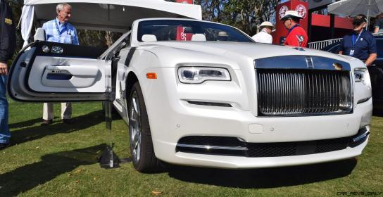 2017 Rolls-Royce DAWN - Inspired by Fashion 16