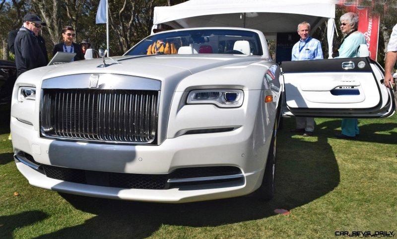 2017 Rolls-Royce DAWN - Inspired by Fashion 8