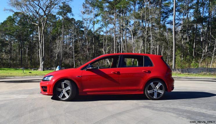 2017 VW Golf R Review 13