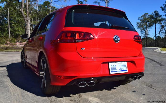 2017 VW Golf R Review 40