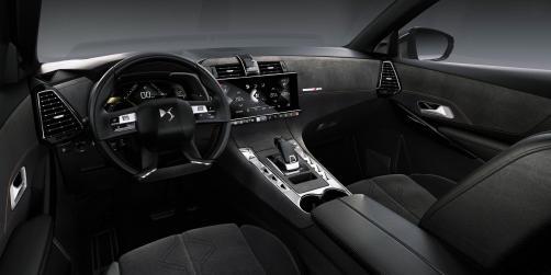 20170228 DS 7 CROSSBACK - DS Inspiration PERFORMANCE Line interior