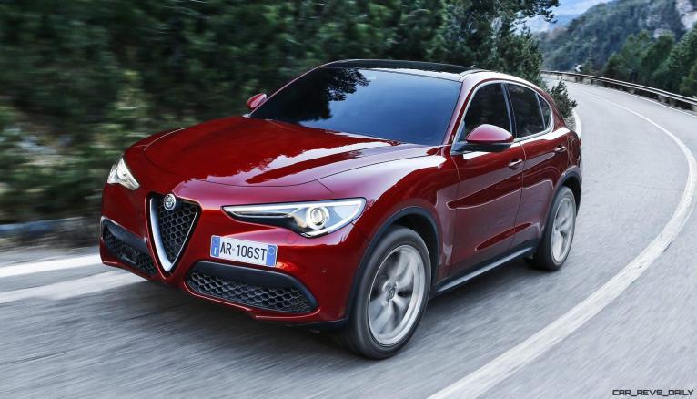 2018 Alfa Romeo STELVIO40