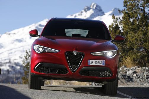 2018 Alfa Romeo STELVIO57