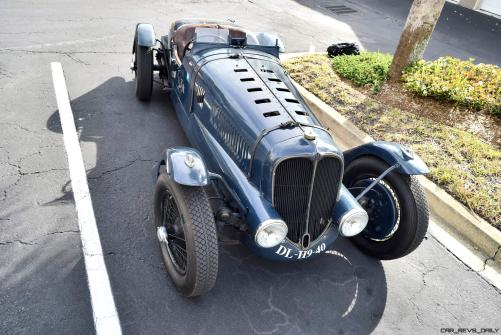 Delahaye 135S Competition 16