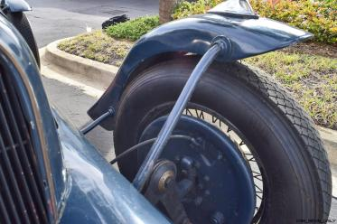 Delahaye 135S Competition 22