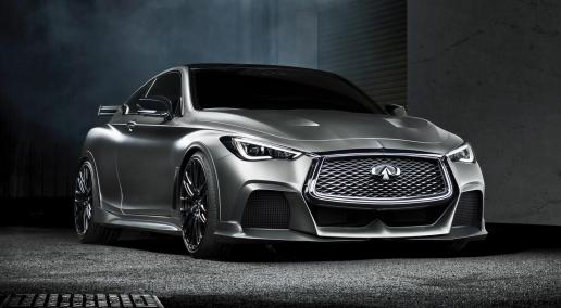 INFINITI - Project Black S FIRST image - 6 March 2017 4k