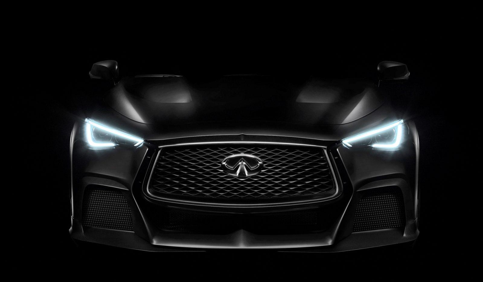 Infiniti Car Logo Wallpaper 2017 Infiniti Q60 Black S Concept 187 Best Of 2017 Awards