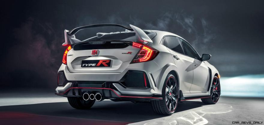 06 - 2017 Civic Type R (European Version) copy