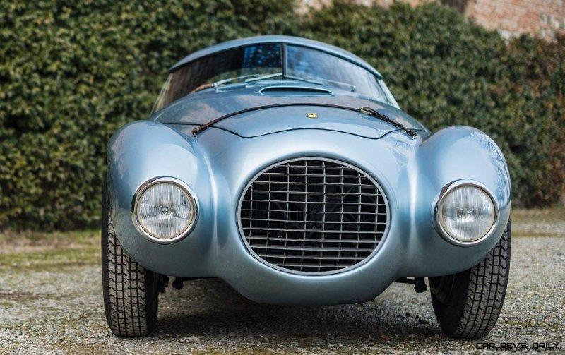 1950 Ferrari 166 MM 212 Export Uovo 8