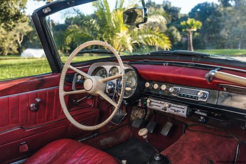 1957 BMW 507 Roadster Series I - RM Sotheby's Villa Erba 2017 30