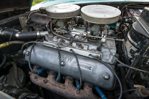 1957 BMW 507 Roadster Series I - RM Sotheby's Villa Erba 2017 35