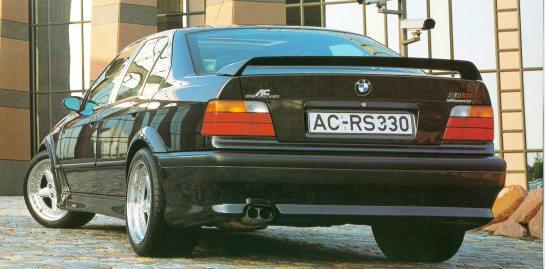 1991_IAA_ACS3_silhouette_E36_Limousine_Heck_300dpi_300