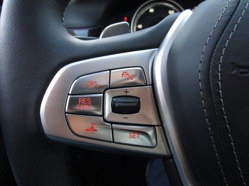 2017 BMW 740e Interior 7