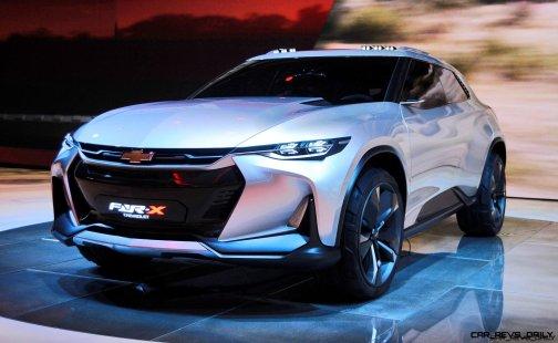 2017 Chevrolet FNR-X Concept 1