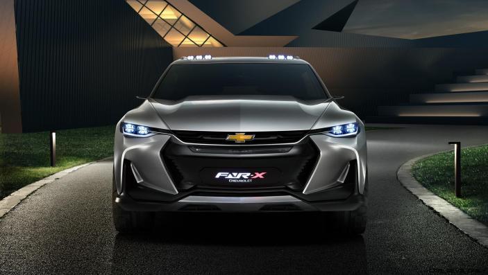 2017 Chevrolet FNR-X Concept 13