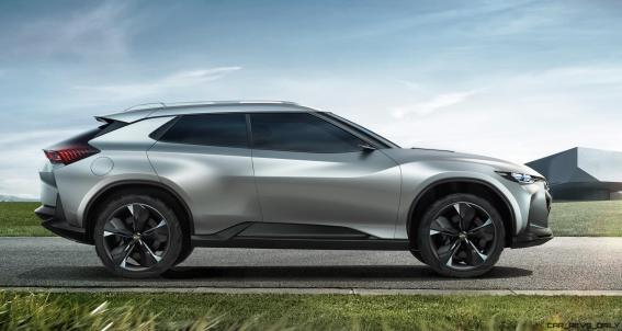 2017 Chevrolet FNR-X Concept 14