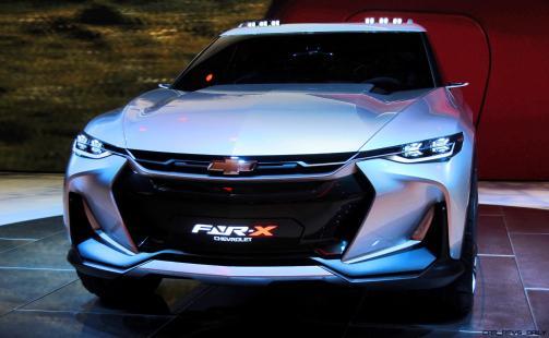 2017 Chevrolet FNR-X Concept 2