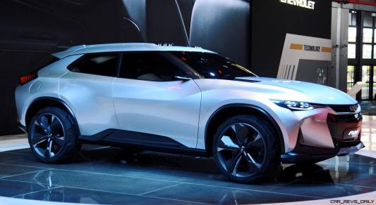 2017 Chevrolet FNR-X Concept 4