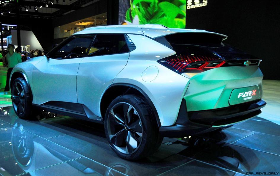 2017 Chevrolet FNR-X Concept 5
