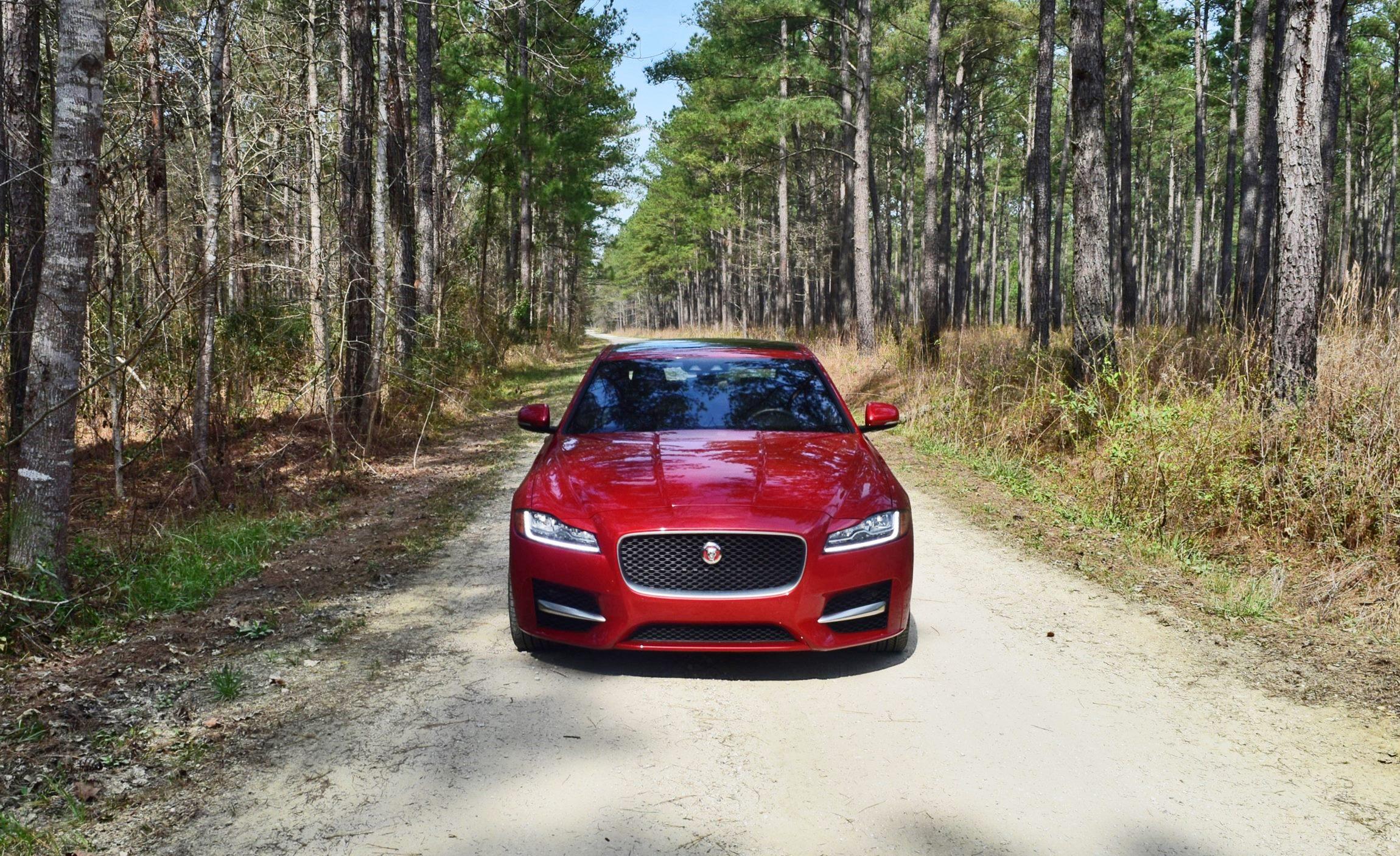 2017 Jaguar XF 35t AWD R Sport HD Road Test Review w 2 Videos