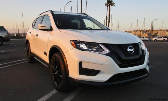 2017 Nissan ROGUE ONE Star Wars Edition 2a