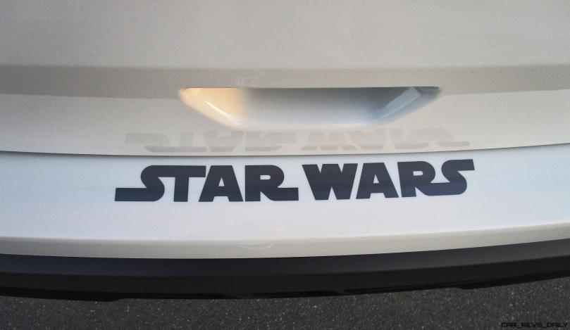 2017 Nissan ROGUE ONE Star Wars Edition 5