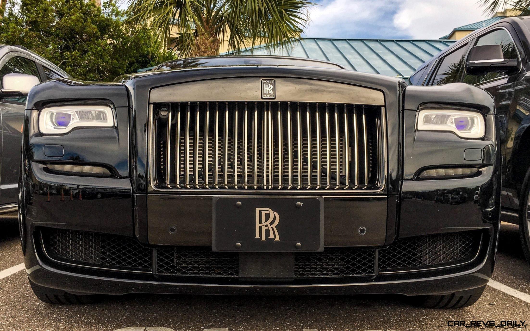 2017 Rolls-Royce Black Badge GHOST II 17