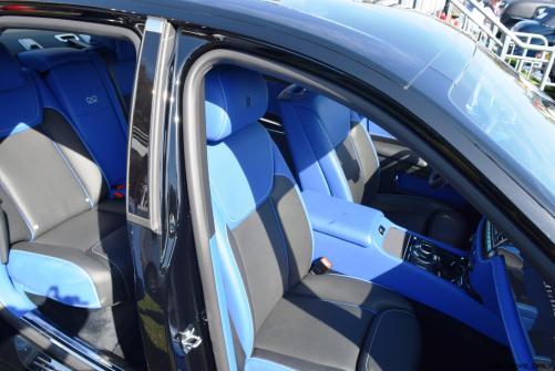 2017 Rolls-Royce Black Badge GHOST II 5