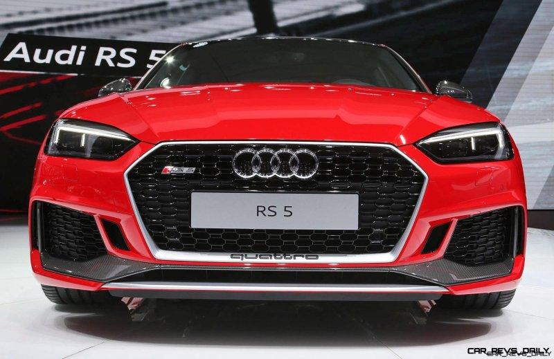 2018 Audi RS5 2