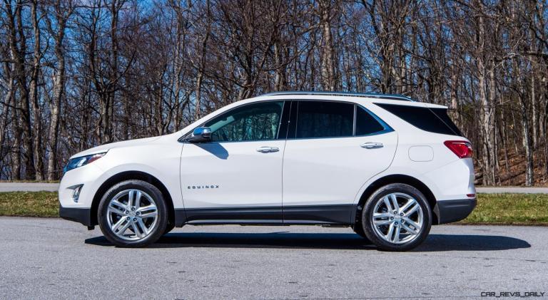 2018 Chevrolet EQUINOX 1.5T Premier 5
