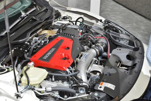 2018 Honda Civic Type R USA3 copy