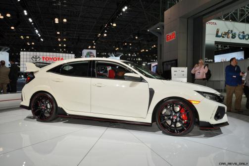 2018 Honda Civic Type R USA8 copy