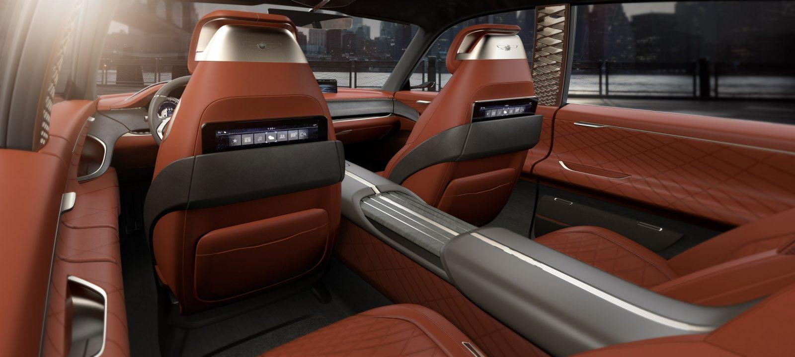 2017 Genesis GV80 SUV Concept Makes Surprise NY Debut