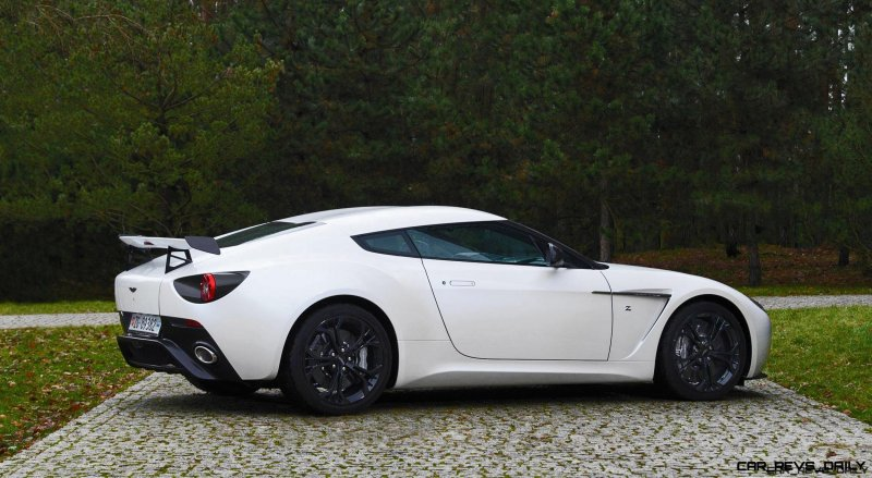 Aston Martin V12 Zagato White No Zero 2