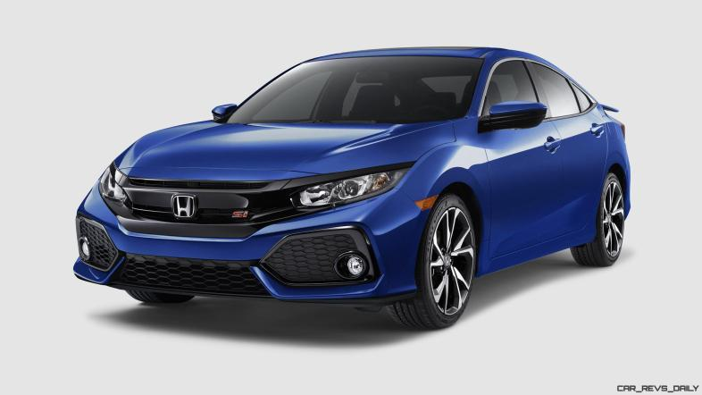 The first ever turbocharged Honda Civic Si
