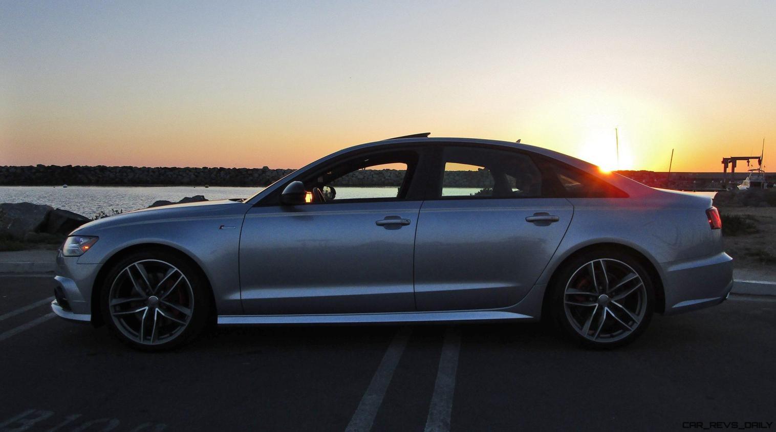 2017 Audi A6 Sedan 3.0T EXTERIOR 10