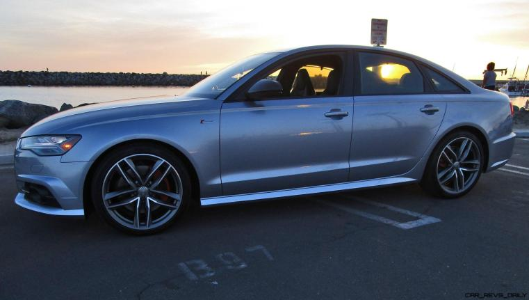 2017 Audi A6 Sedan 3.0T EXTERIOR 17