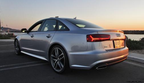 2017 Audi A6 Sedan 3.0T EXTERIOR 9