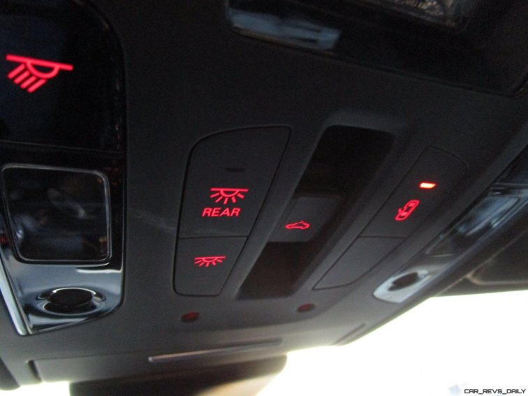 2017 Audi A6 Sedan 3.0T INTERIOR 24