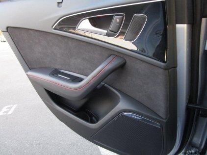 2017 Audi A6 Sedan 3.0T INTERIOR 7