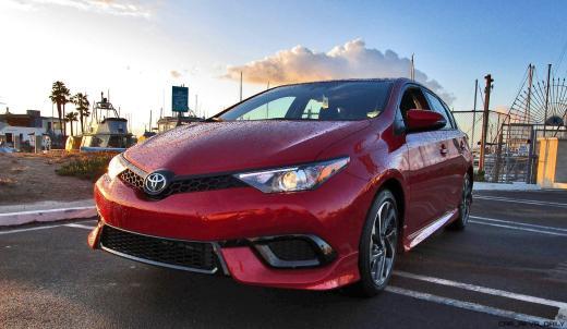 2017 Toyota Corolla iM Review 14