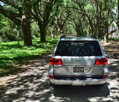 2017 Toyota LAND CRUISER Oak Driveway 11