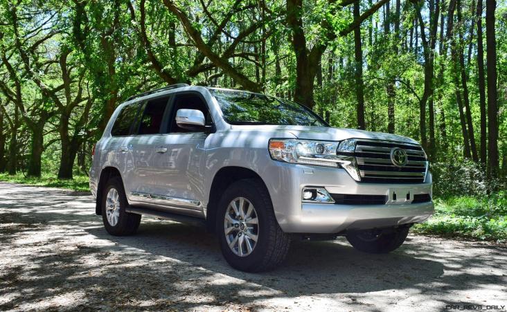 2017 Toyota LAND CRUISER Oak Driveway 6